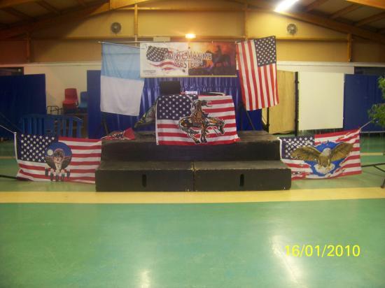 Soirée Country  le 16 Janvier 2010 (Bosquettes)